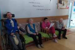 Mieszkańcy segmentu A czytanie wierszy