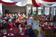 Mieszkańcy podczas uroczystości