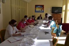 Spotkanie robocze Zespołu Kontroli Zarządczej z kierownikami i przedstawicielami sekcji i działów