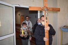 Droga Krzyżowa w Borneńskim DPS