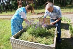 """Chcą stworzyć """"ogród wspomnień""""."""